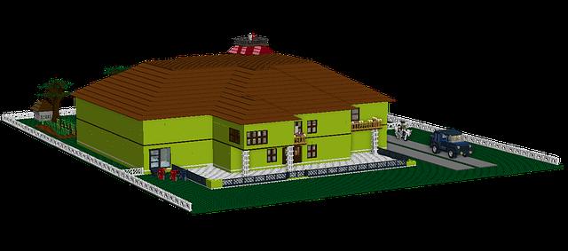 cihly domu