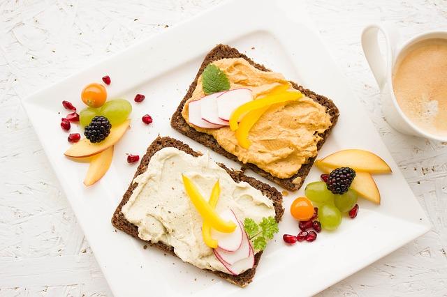 zdravě snídat