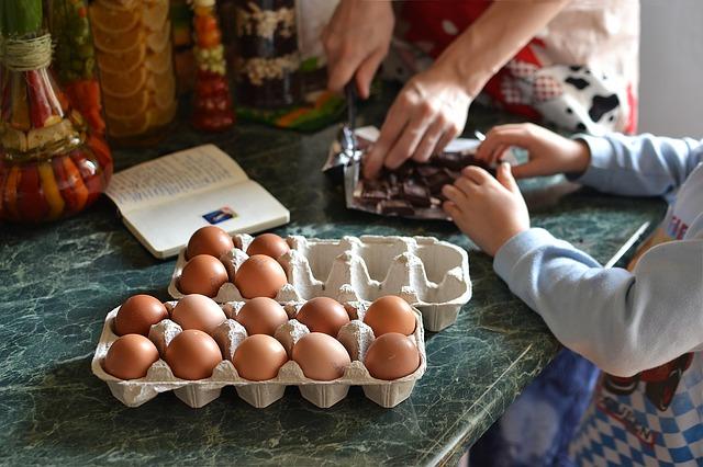 syrová vejce