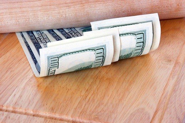peníze na splátku