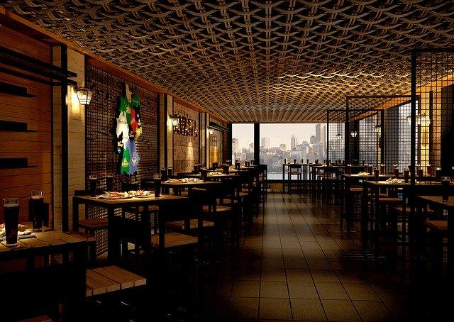 otevření restaurace
