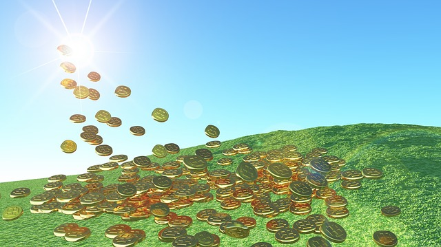 mince z nebes