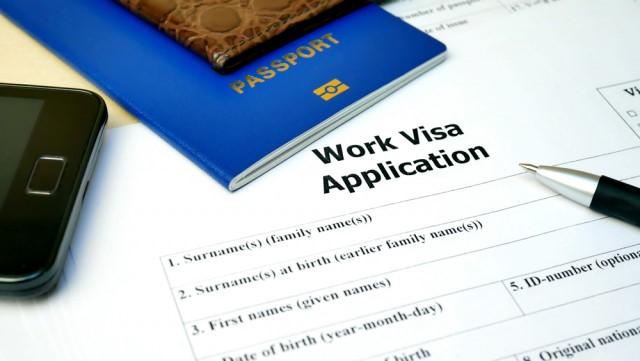 pracovní povolení